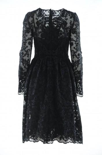 Dolce & Gabbana Vestido Encaje Mujer - F6OS3T FLM94