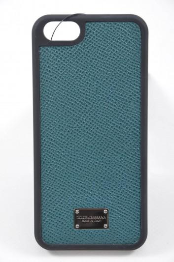 Dolce & Gabbana Funda Iphone 5/5S Placa Hombre - BP2123 B1001