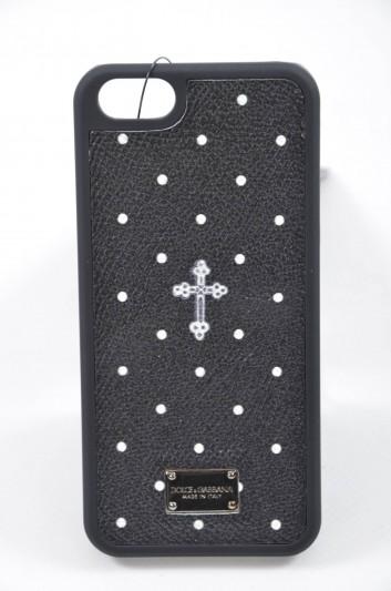 Dolce & Gabbana Men Plate Iphone 5/5S Case - BP1919 AC301