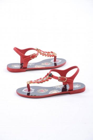 Dolce & Gabbana Women Jewel Sandal - CW0023 AH631