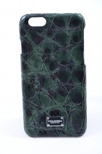 Dolce & Gabbana Men Plate Iphone 6/6s Case - BP2127 A2D48
