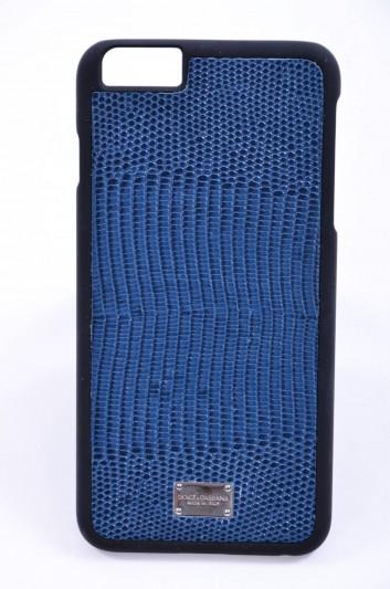 Dolce & Gabbana Men Iphone 6 / 6s Plus Print Leather Case - BP2126 A1095