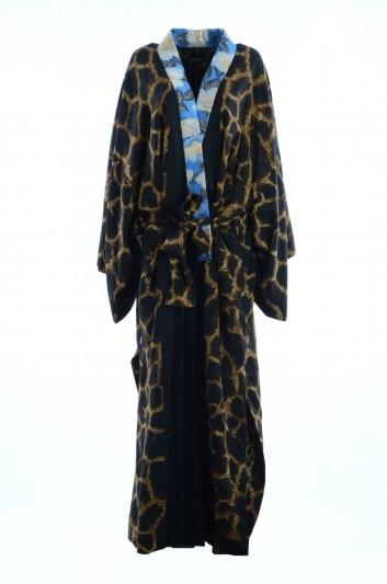 Dolce & Gabbana Women Print Animal Abaya - F0U29T FSRJO