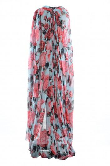 Dolce & Gabbana Women Silk Cloak - F0U26T HS1TU