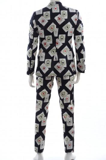 Dolce & Gabbana Traje Naipes Hombre - GK3VMT HS1SK