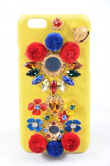 Dolce & Gabbana Funda Joya Iphone 6/6S Mujer - BI0725 AD252