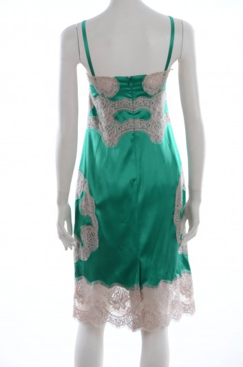 Dolce & Gabbana Women Silk Nightgown - F6VY0T FURAG
