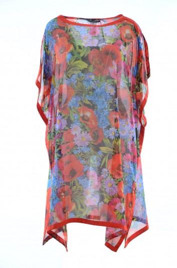 Dolce & Gabbana Vestido Seda Mujer - F6YB6T FS515