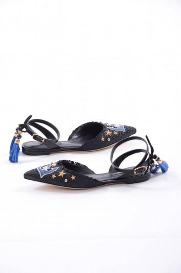 Dolce & Gabbana Sandalia Plana Mujer - CG0199 AG451