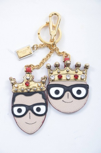 Dolce & Gabbana Key Ring Designers Kings - BI0969 AI670