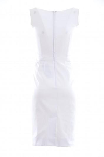 Dolce & Gabbana Vestido Ajustado Mujer - F65W2T FUFHY