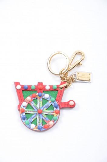 Dolce & Gabbana Carretto Women Keychain - BI0722 B1001