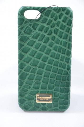 Dolce & Gabbana Funda Iphone 5/5S Placa Hombre - BP2074 A2123
