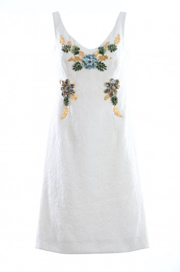 Dolce & Gabbana Vestido Medio Joya Mujer - F6RG6Z FJMSL