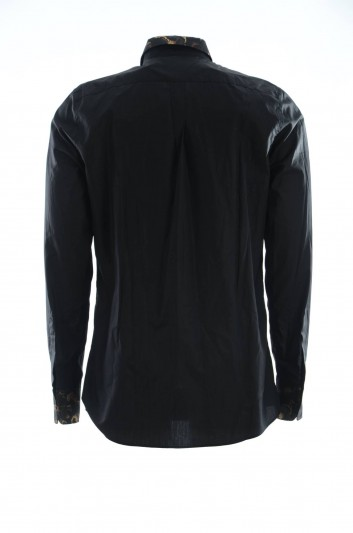 Dolce & Gabbana Men Long Sleeves Shirt - G5FV5T GEF79