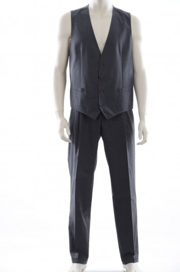 Dolce & Gabbana Set Pantalón y Chaleco Hombre - I7056M G9S65