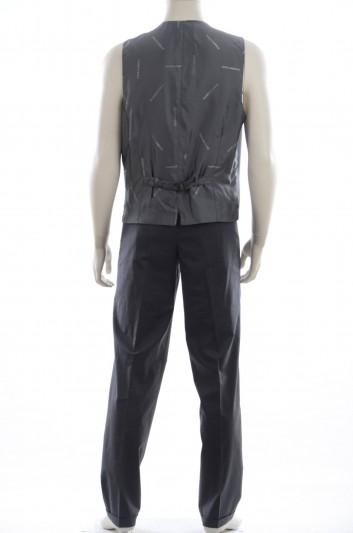 Dolce & Gabbana Men Waistcoast and Trousers Set - I7056M G9S65