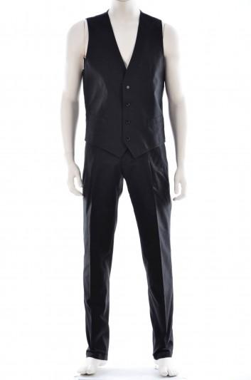 Dolce & Gabbana Men Pants and Waistcoat - I7056M G9S65