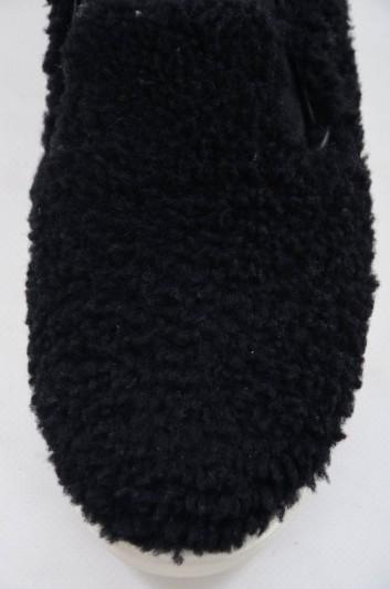 Dolce & Gabbana Men Fur Sneakers - CS1348 AC390