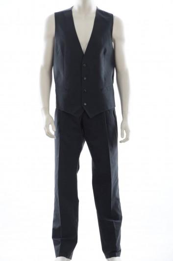 Dolce & Gabbana Men Waistcoast and Pants Set - I7056M G9S65
