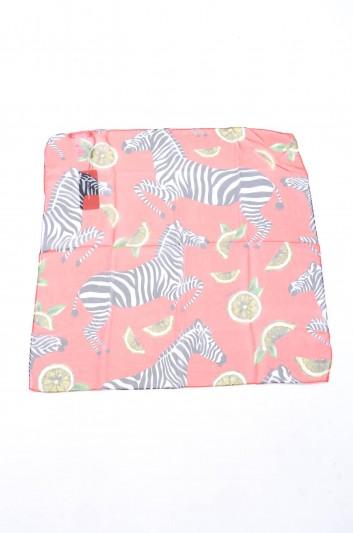 Dolce & Gabbana Foulard Seda Zebras Mujer - IF634W HS1T0