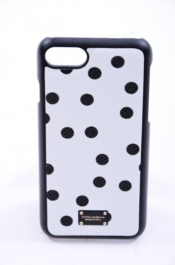 Dolce & Gabbana Funda Iphone 7/8 Placa Mujer - BI2235 AI024