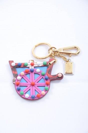 Dolce & Gabbana Llavero Carreto Siciliano Mujer - BI0722 B3249