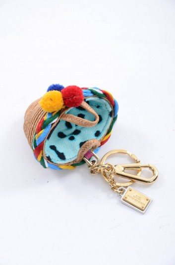 Dolce & Gabbana Women Basket Keyholder - BI0717 B9486