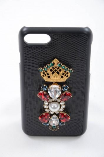 Dolce & Gabbana Funda Joya Iphone 7/8 Mujer - BI2235 AI600