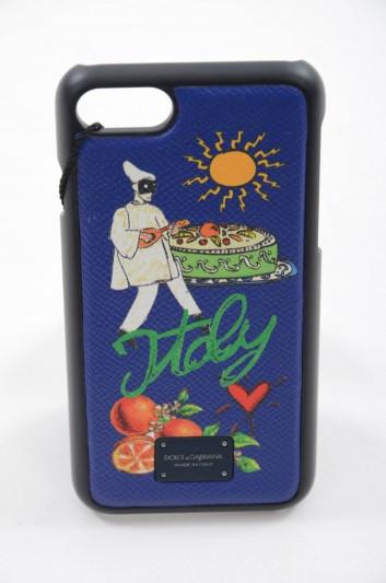 Dolce & Gabbana Funda iPhone 7 - 8 Hombre - BP2235 AH525
