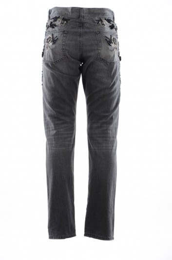Dolce & Gabbana Pantalón Denim Hombre - G6LNCZ G8S56