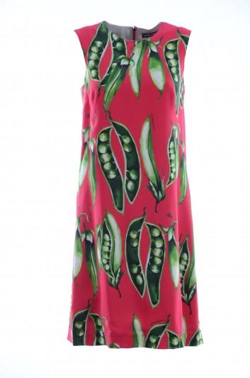 Dolce & Gabbana Vestido Medio Mujer - F68I2T FSRJJ