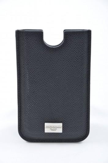 Dolce & Gabbana Funda Smartphone Placa Hombre - BP1641 A3G15