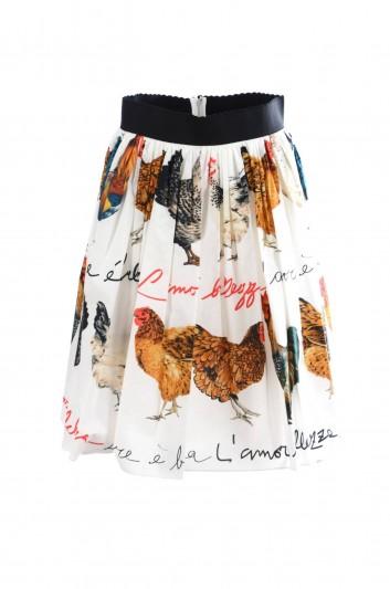 Dolce & Gabbana Women Short Skirt - F4BC7T HS5BP