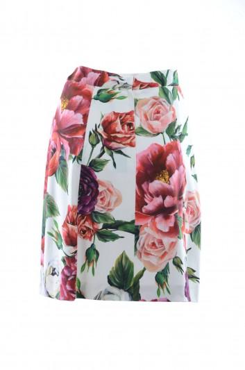 Dolce & Gabbana Women Floral Skirt - F4Q94T FPRTV