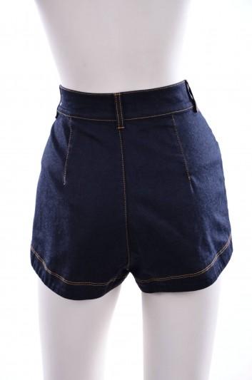 Dolce & Gabbana Women Denim Short - FTAIID G878J