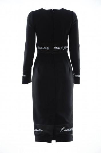 Dolce & Gabbana Women Midi Dress - F6B3NZ FU2X5