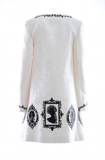 Dolce & Gabbana Women Embroidered Coat - F0O04Z FJMRJ