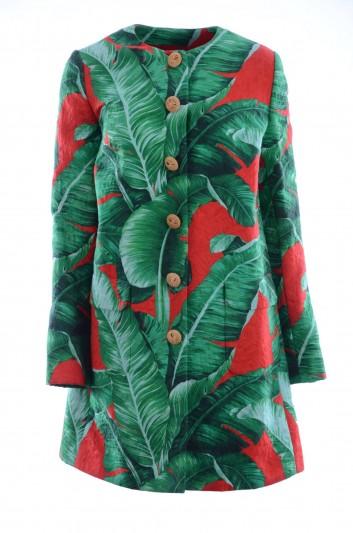 Dolce & Gabbana Women Coat - I0965W FSMY7