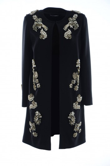 Dolce & Gabbana Women Jewel Coat - F0P30Z GD23L