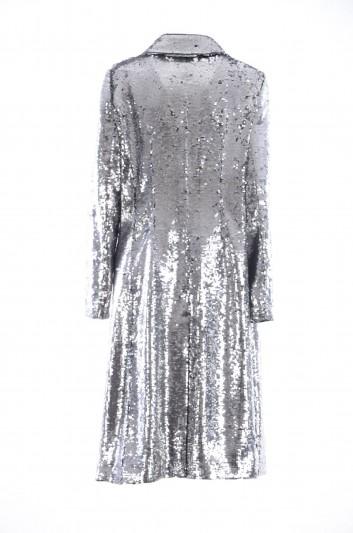 Dolce & Gabbana Women Sequin Coat - F0T72Z HLMQN