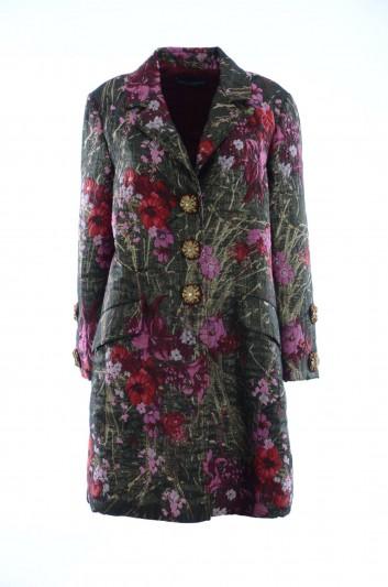 Dolce & Gabbana Women Long Coat - F0S98Z FJM2E