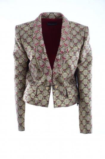 Dolce & Gabbana Chaqueta Mujer - F297KZ GD15S