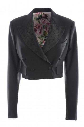 Dolce & Gabbana Women Short Blazer - F28U0T FUBAJ