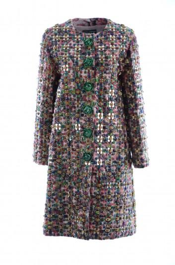 Dolce & Gabbana Abrigo Joya Mujer - F0U24Z GD96R