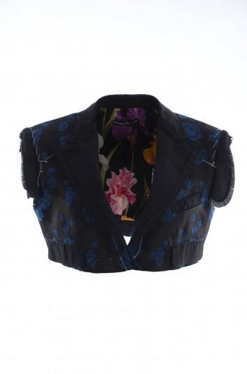 Dolce & Gabbana Women Short Blazer - F28HZT FJRDB