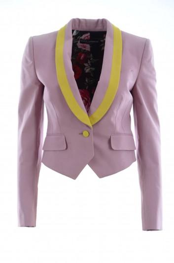 Dolce & Gabbana Americana Cuello Smoking Mujer - F296IT FUFI0