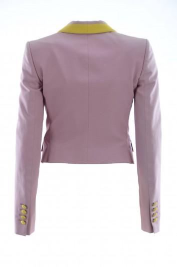 Dolce & Gabbana Women Smoking Neck Blazer - F296IT FUFI0