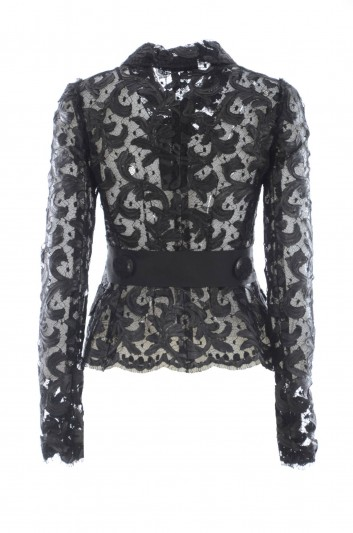 Dolce & Gabbana Women Lace Jacket - F28ABT FLMYF