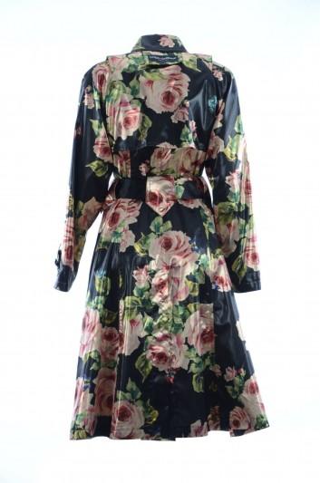 Dolce & Gabbana Women Trench Coat - F0T67Z FSM98
